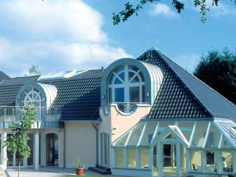 Plastová okna a dveře Kömmerling